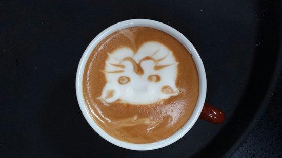 Caffe Massimo Newmarket : Nice coffe