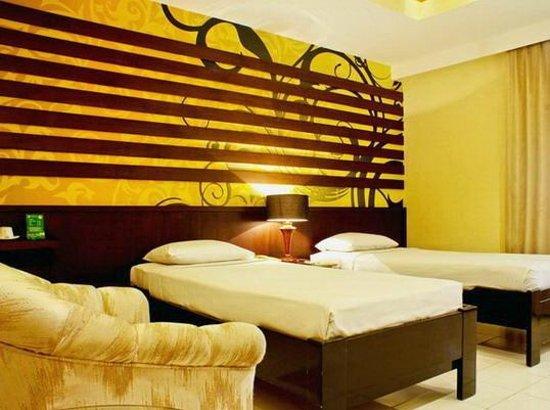 Purnama Hotel : room