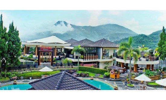 Purnama Hotel : restaurant