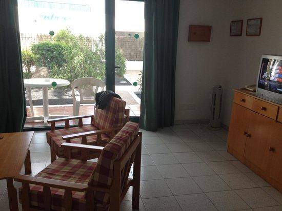La Penita Apartments : Our ground floor appartment