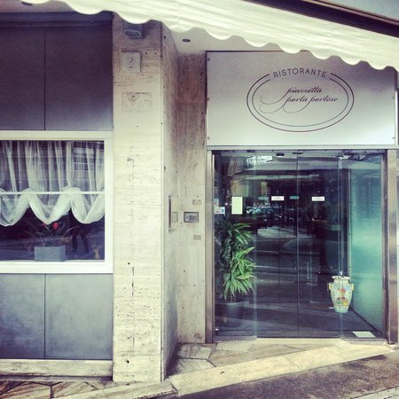 Piazzetta portaportese roma gianicolense ristorante recensioni numero di telefono foto - Porta portese messaggi ...