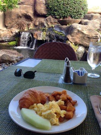 Westin Princeville Ocean Resort Villas: Breakfast (buffet)