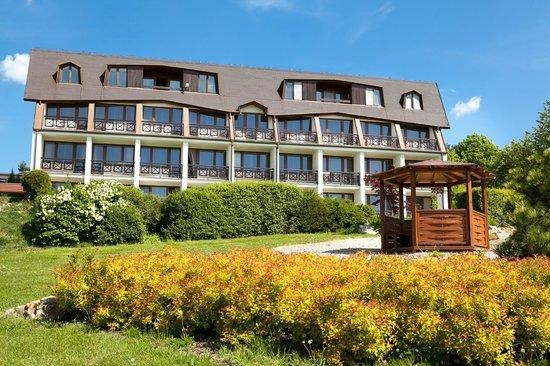 Hotel Vega: Hotel z venku