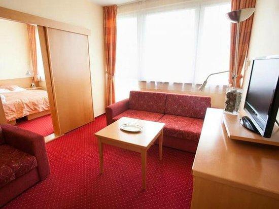 Hotel Vega: nebo Apartmán?