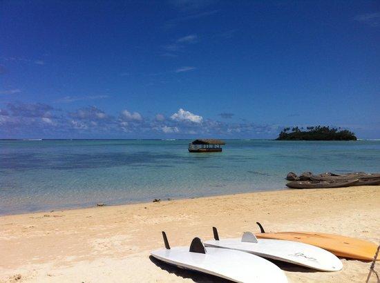 Pacific Resort Rarotonga : Muri Beach