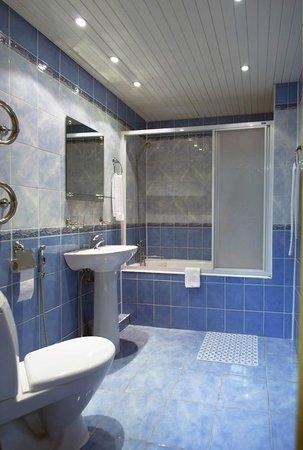 Hotel Mosfilm : ванная