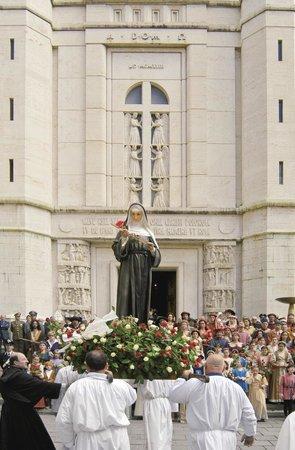 La basilica di santa rita da cascia picture of basilica for Basilica di santa rita da cascia