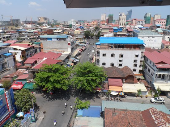 Salita Hotel: Reataurant view