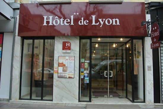 Hotel de Lyon: Hôtel