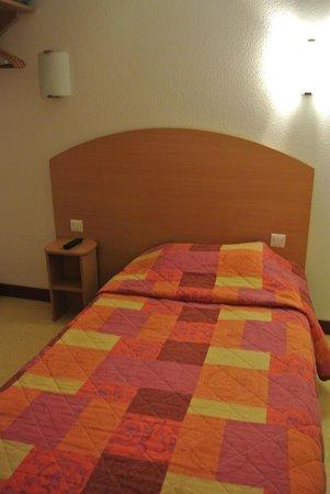 Hotel de Lyon: chambre simple