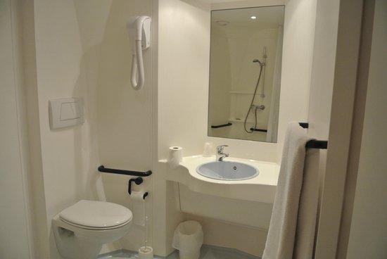 salle de bain avec douche - photo de hotel de lyon, valence ... - La Salle De Bains Lyon