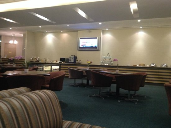 Riverview Hotel Singapore : Executive Lounge