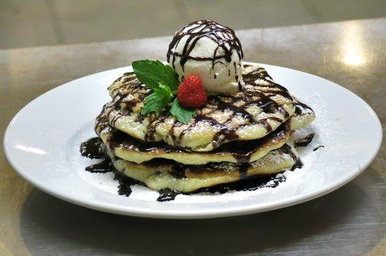Tarnowskie Gory, Polen: Pancakes
