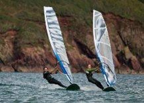 West Wales Wind, Surf and Sailing