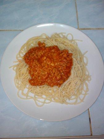 Spaghetti Ragu Alla Bolognese Picture Of Lucky Donna Restaurant