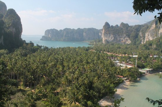 Sand Sea Resort: View from the Viewpoint