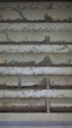 Tabaiba Centre Apartments: Air vent