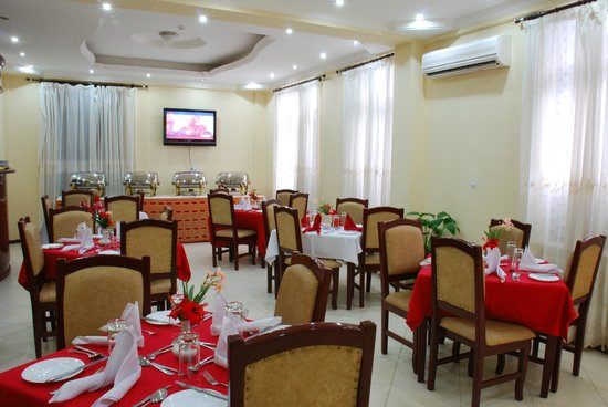 The Grand Villa Hotel - Dar es Salaam - Breakfast room