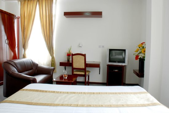 The Grand Villa Hotel - Dar es Salaam - Room