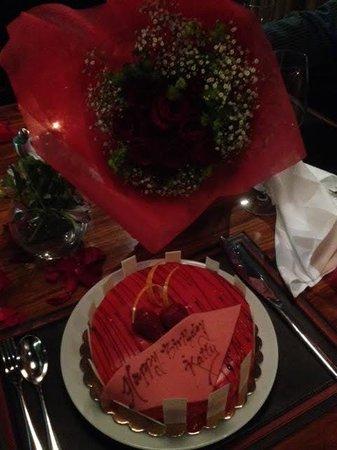Prime Steakhouse : Cake