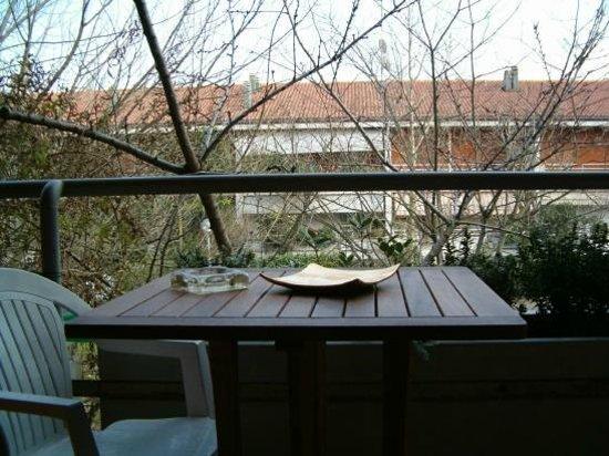 La Cucina delle Fate : Balcone Camera