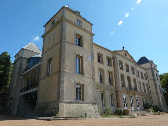 Chateau de la Redorte : Façade du Château de la Redorte