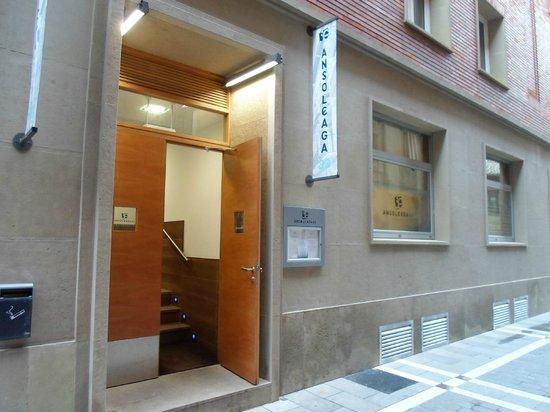 Ansoleaga33: 1. Restaurante