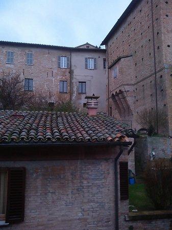 Albergo Italia: Nice view