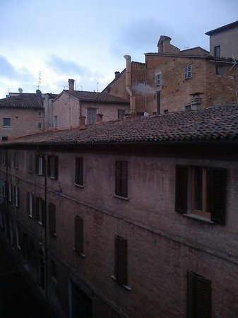 Albergo Italia: Nice view of the houses