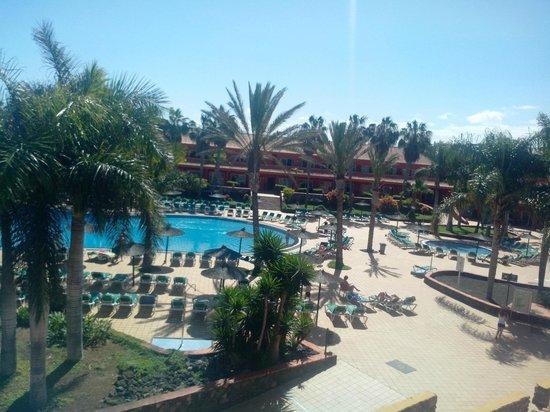 Oasis Village : piscine