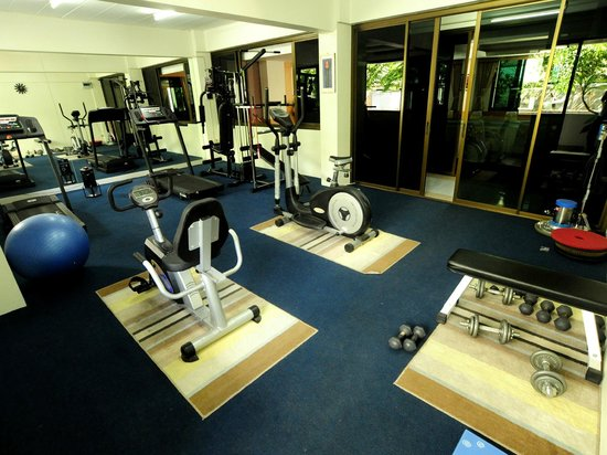 P-Park Residence Charansanitwong - Rama 7: Fitness