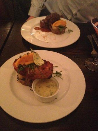 Millstone Restaurant: Main course