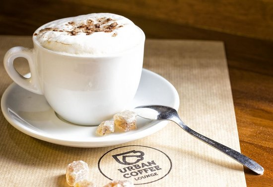 Urban Coffee: Great coffee