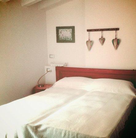 B&B Corte Palazzo Rosso: suite lavanda