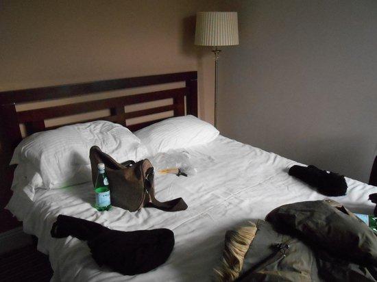 CityStay Hotel: Letto
