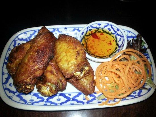 Chilli Chilli Bambu: Mixed plate