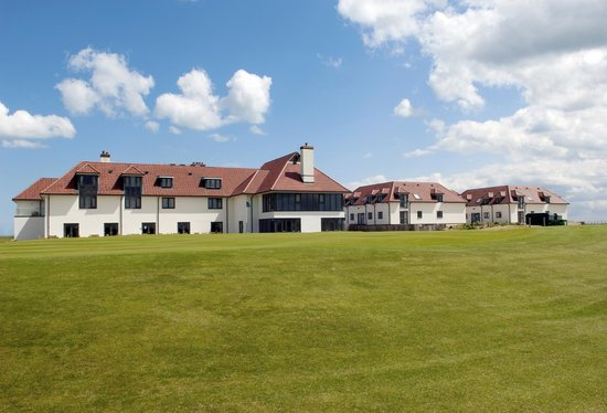 Princes Golf Club: The Lodge at Prince's