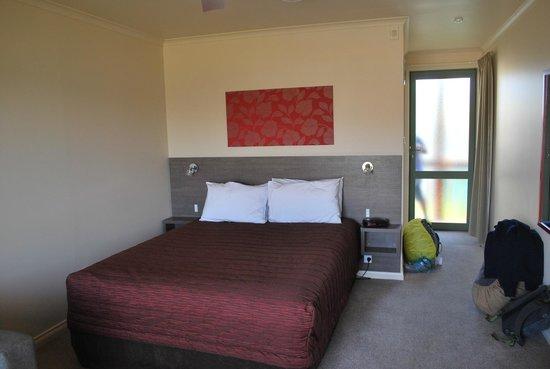 Lake Tekapo Village Motel: Bedroom