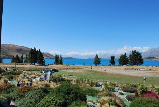 Lake Tekapo Village Motel: The great view