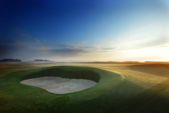 Princes Golf Club: 8th Dunes