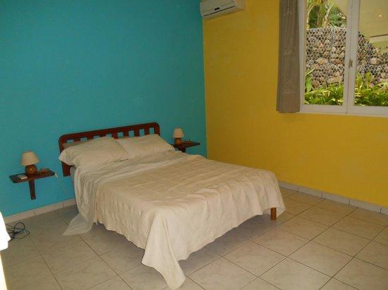 Habitation Grande Anse: chambre