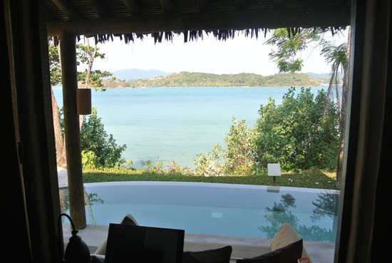 The Naka Island, A Luxury Collection Resort & Spa Phuket : Morning view