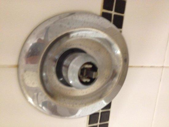 Lasseters Hotel: Shower or no Shower