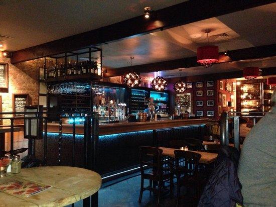 Oscars: Bar area