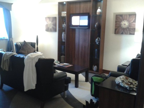 Formby Hall Golf Resort & Spa: luxury room