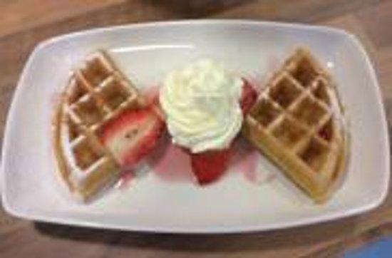 Cafe Waffle