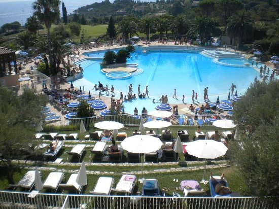 piscine photo de pierre vacances village cap esterel agay tripadvisor. Black Bedroom Furniture Sets. Home Design Ideas