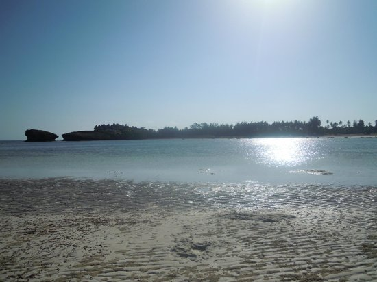 Crystal Bay Resort: spiaggia