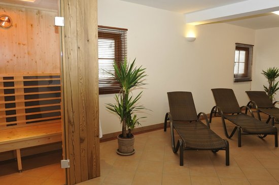 Stranachwirt Apartments: Sauna