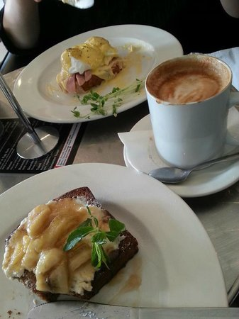 Zest Cafe: brunch